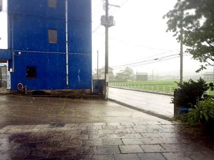 大雨・洪水にご注意ください