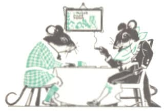 El ratón de campo en la ciudad