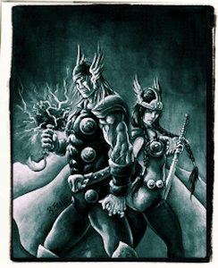 Otros dioses Nórdicos
