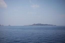 『睦月島』のおとなり『野忽那島』