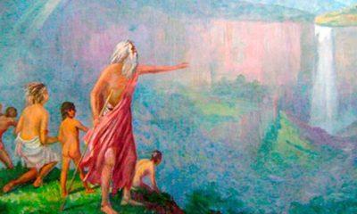 Bochica y el salto de Tequendama
