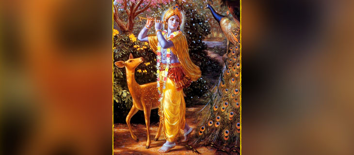 Dios Krishna