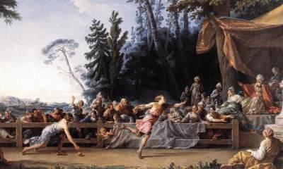 El mito de Atalanta