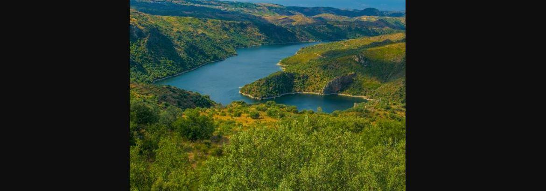 El lago de la llanura