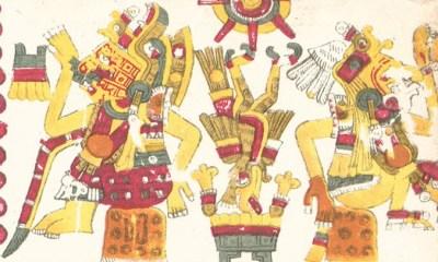 Xochiquétzal diosa mexica