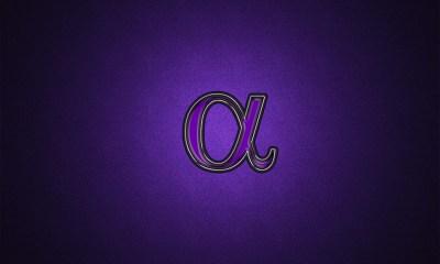 Símbolo Alfa