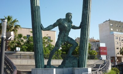 Historia de las columnas de Hércules