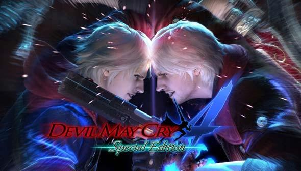 Review Game: Devil May Cry 4