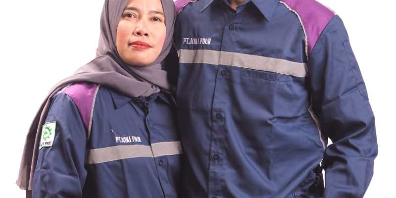 Memilih Baju Seragam Kerja