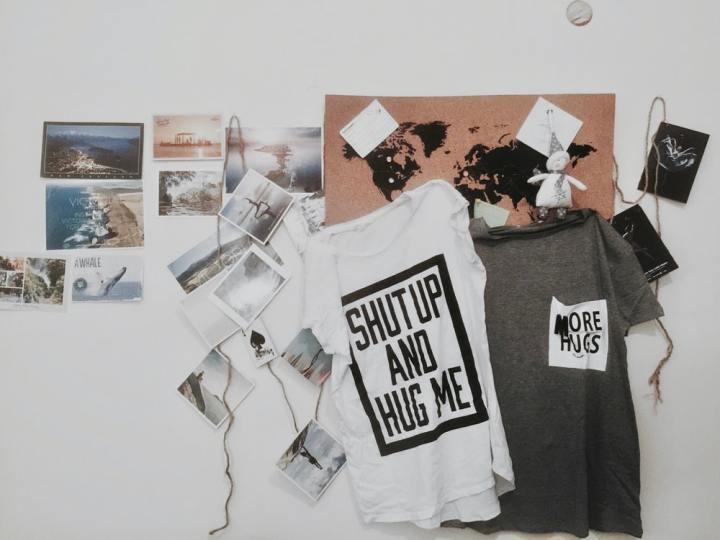 Cara Membuat Kaos dengan Desain yang Simpel