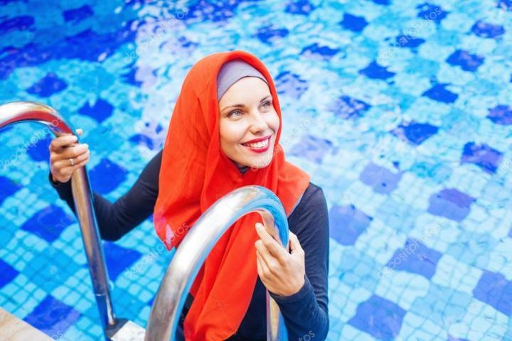 Baju Renang Muslimah Yang Syari