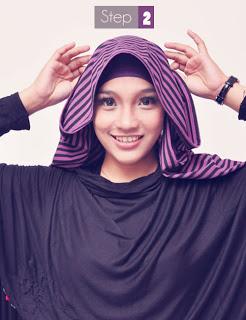 Jilbab Praktis dan Simpel Untuk Ke Kantor
