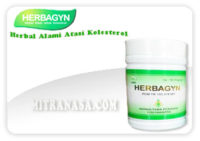 Herbagyn Produk Herbal Alami Atasi Kolesterol Mitranasa