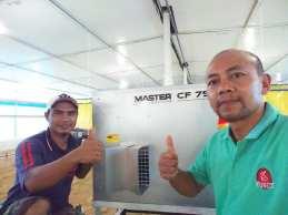 Master CF 75 - Testimoni 5