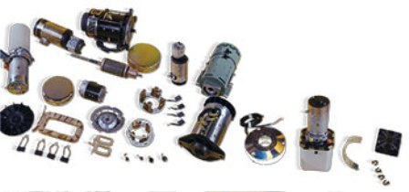 Products Forklift Sparepart Katalog Lengkap - Electric motors and parts