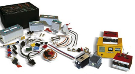 Products Forklift Sparepart Katalog Lengkap - Electrical supply and accessories