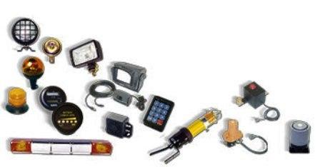 Electric Motors Parts