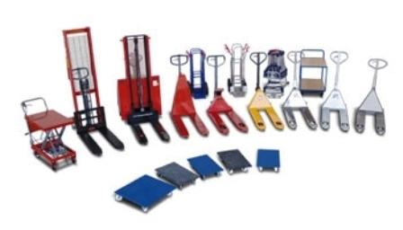 Accessories & Handling Equipment