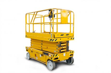 Aerial Work Platforms - Haulotte_Compact