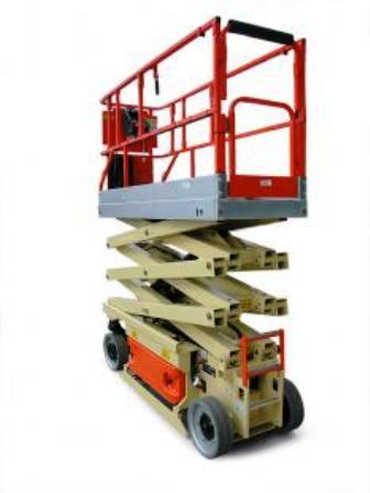 Aerial Work Platforms - JLG