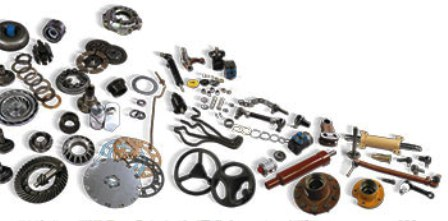 Products Forklift Sparepart Katalog Lengkap - Steering and drive train