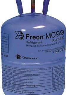 Spare Part Pendingin Compressor AC Chemours Freon MO99