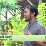 Budi Susilo, Pengusaha Sukses Mitra Tani Farm – Bincang Bintang GreenTV IPB