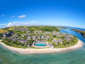 Intercontinental Resort - Natadola, Fiji (courtesy of Google)
