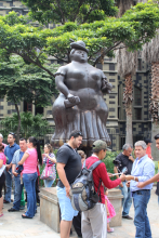 Plaza Botero - Sculpture 2