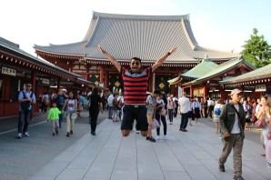 Sensoji Temple 1