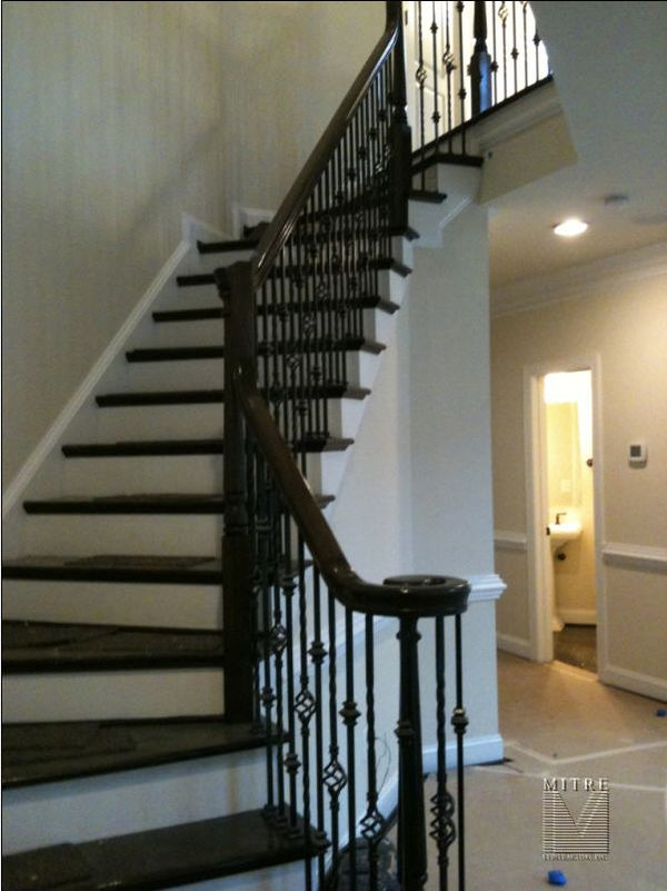 Wrought Iron Railings MITRE CONTRACTING INC