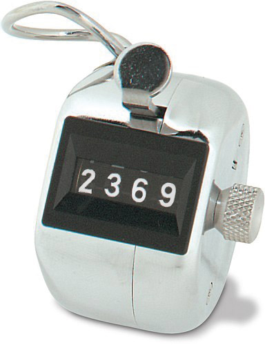 TALLY COUNTER (METAL)