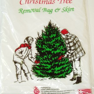 CTB-7290H CHRISTMAS TREE REMOVAL BAGS - STANDARD