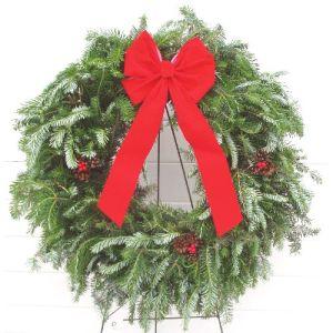 Fraser Fir Wreaths & Garland