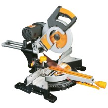 Evolution Rage3-DB 230 V Multi-Purpose Double Bevel Mitre Saw, 255 mm