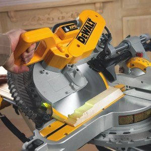 dewalt dws780 bevel and mitre cuts