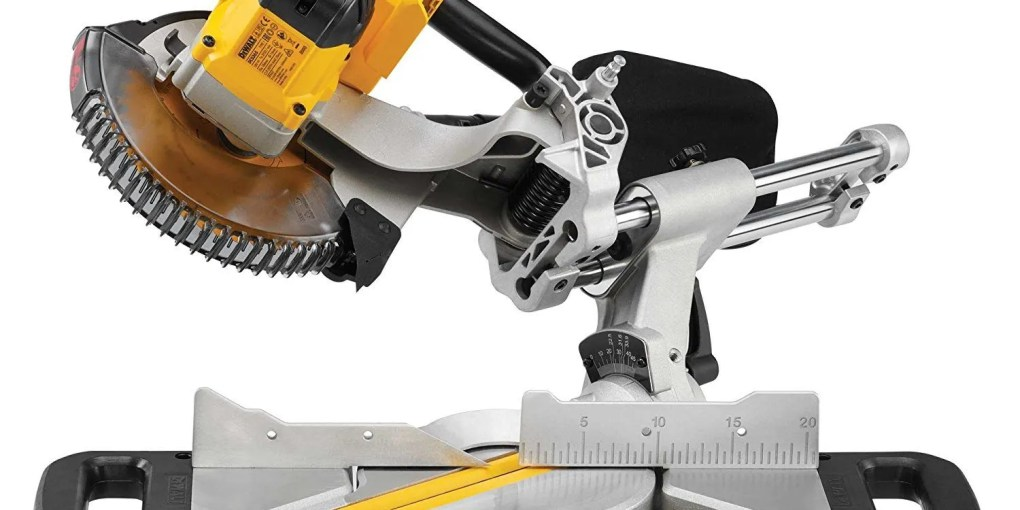 Number 3 rated dewalt mitre saw