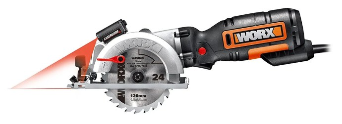 WORX WX427 XL 710W Compact Circular Saw Review