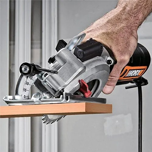 WORX WX427 in action