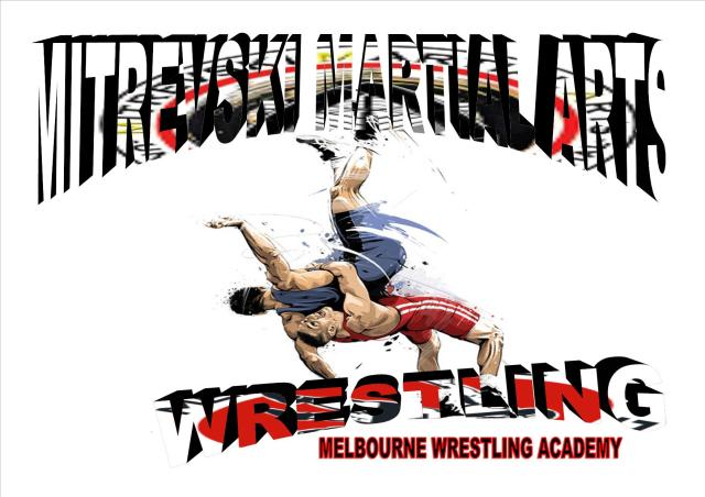 WRESTLING classes LOGO