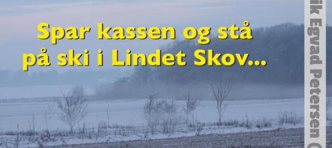 Spænd skierne og tag ud i Lindet Skov…