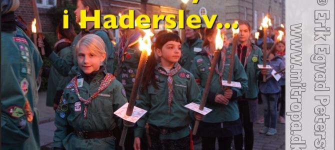 SE VIDEO – Fantastisk lysfest i Haderslev
