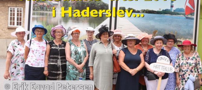 SE VIDEO – Haderslev: Hattedame-træf 2018