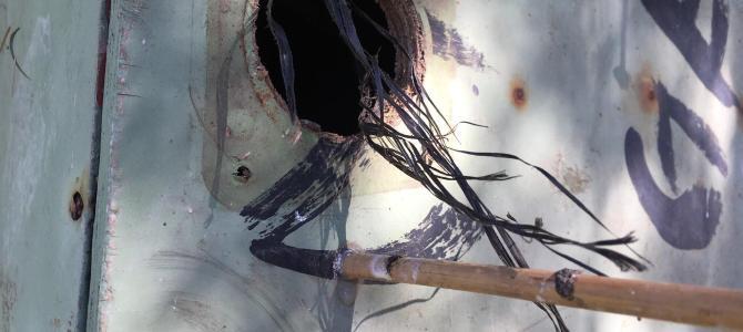 Plast i stærenes redekasse