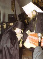 Tundere în monahism