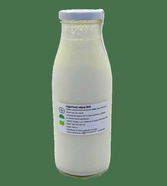 Jogurtový nápoj BIO 0,5 l