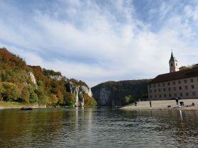 Kloster Weltenburg und Donaudurchbruch