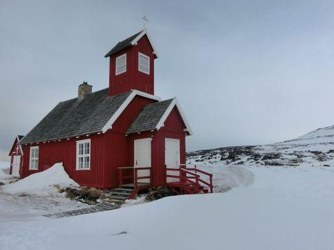 Dorfkirche...