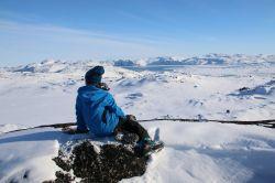 erster Blick auf den Eisfjord
