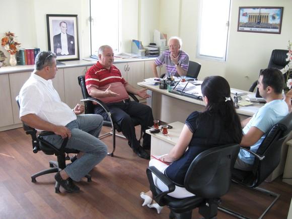 10 Nolu Meslek Komitesinin Temmuz Ayı Toplantısı Yapıldı
